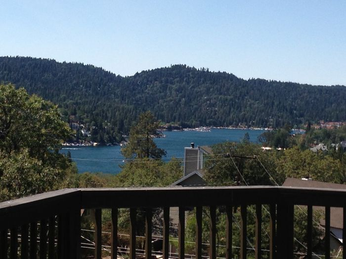 View Lake Arrowhead Vacation Home