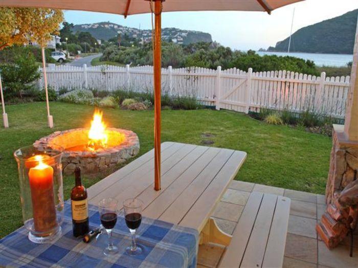 View Bayhouse Island Holiday Home on