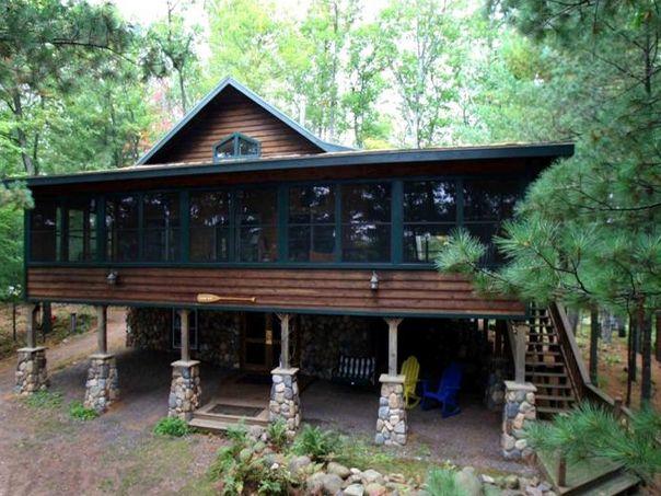 View Canoe Bay Lodge