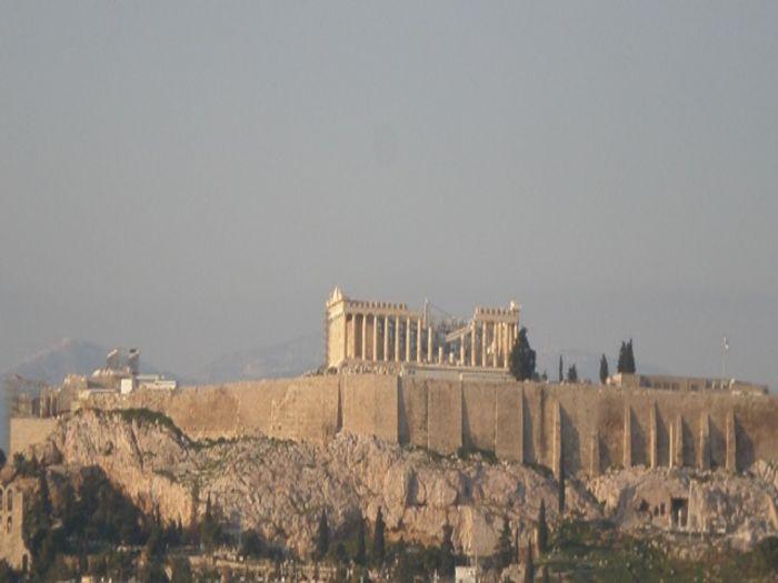 View Acropolis View Superior Apartment