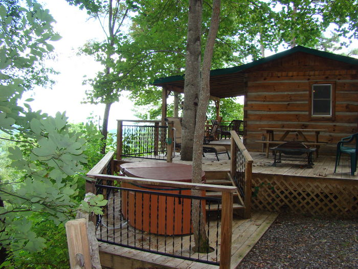 View Bear Hug Cabin  Romantic 1 Bedroom