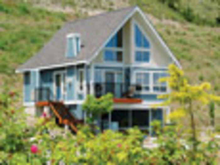 View NEW Lake View Cottage at Beautiful