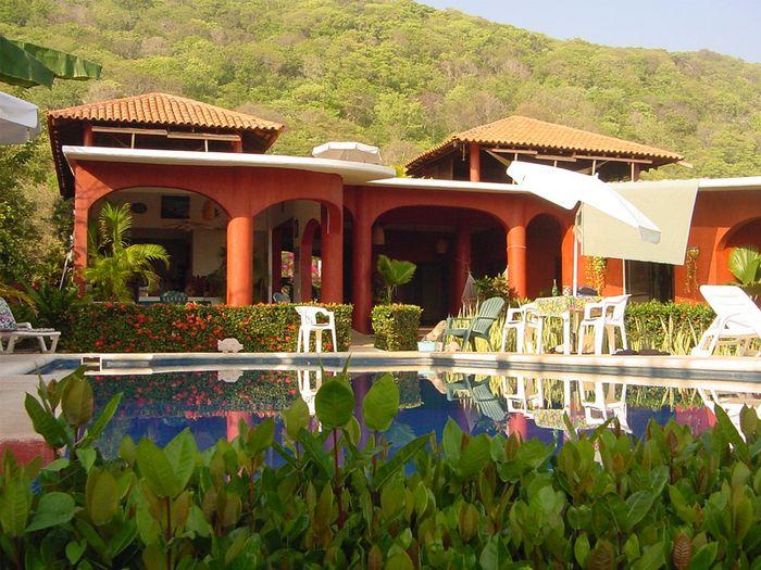 View Casa Delfin Sonriente