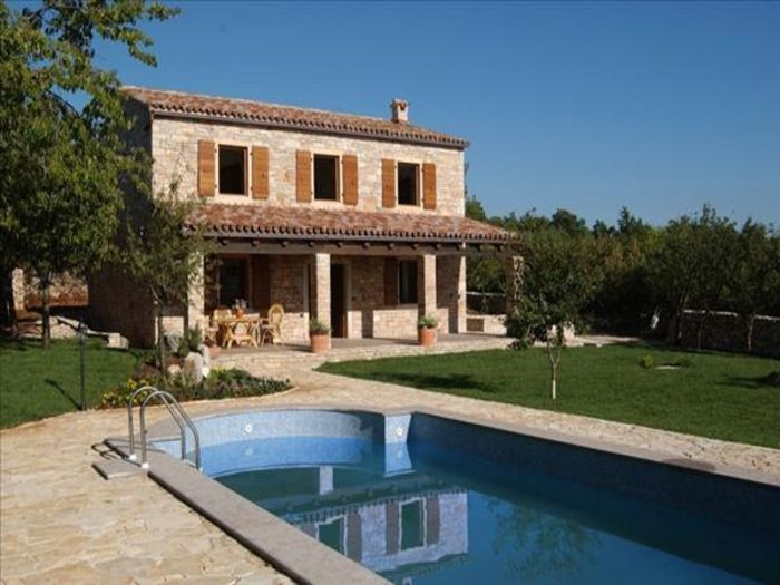 View Beautiful villa with Pool and