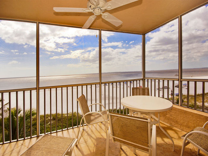 View Estero Island Beach Villas 405