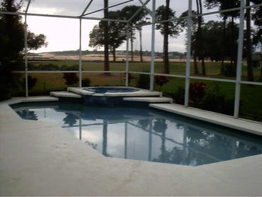 View Executive Gated Golf PoolSpa Home