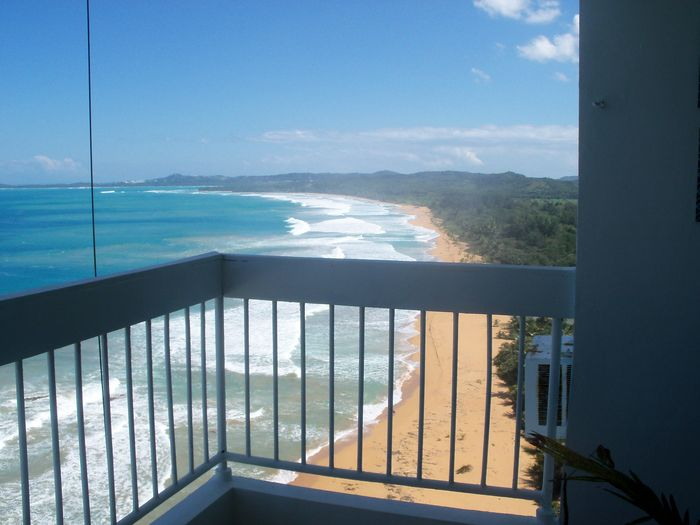 View Vacation Rental Beachfront Apartment
