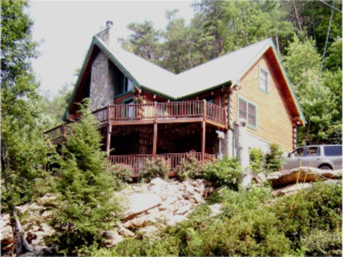 View Bear Lodge Falls
