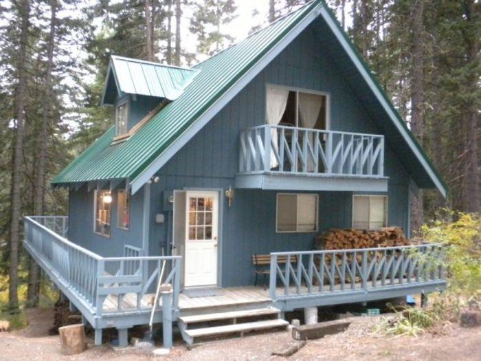View Cozy Pineloch Sun Cabin