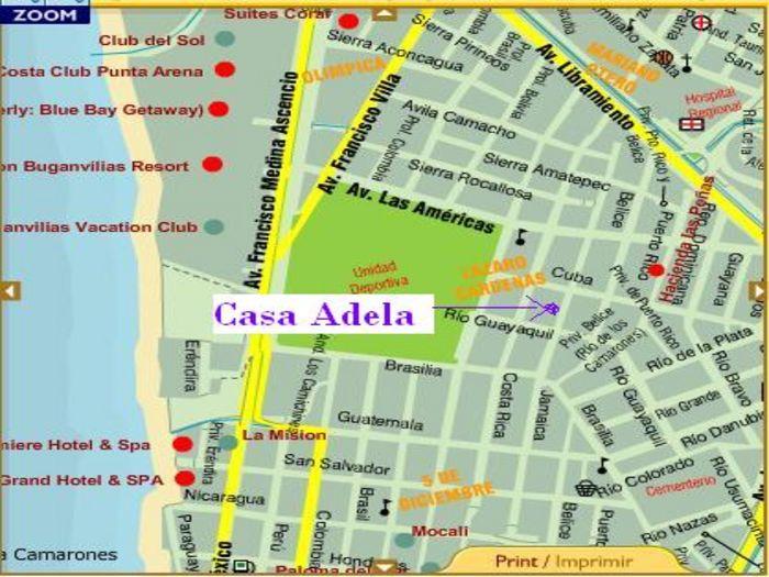 View Casa Adela
