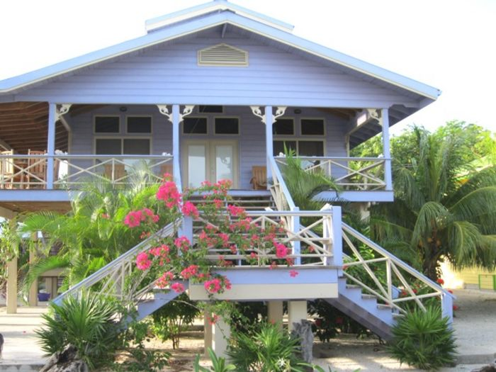 View Lavender House at Treasure Beach