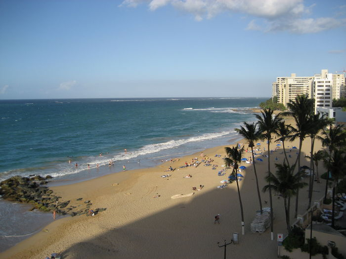 View Oceanfront Condado Beach Studio