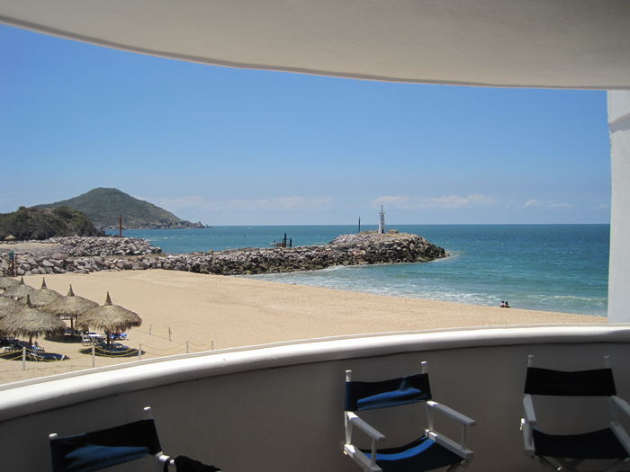 View La Marina Condo Ocean Front