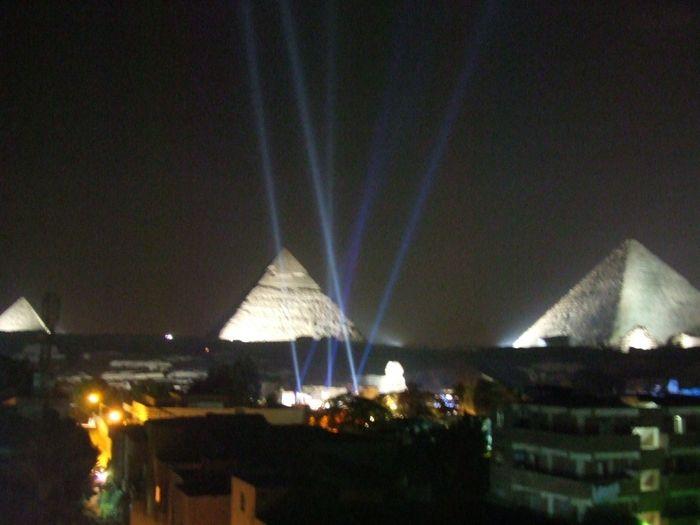 View Pyramids Flat