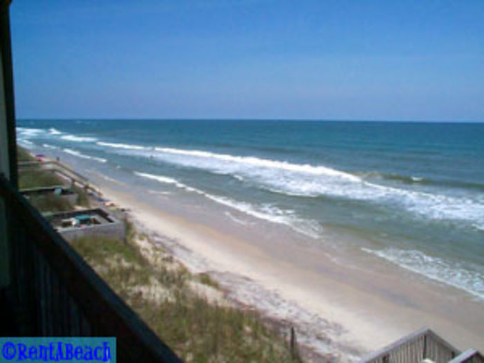 View Topsail Island Condo  North