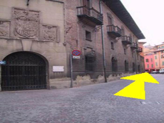 View Residenza al Collegio di Spagna