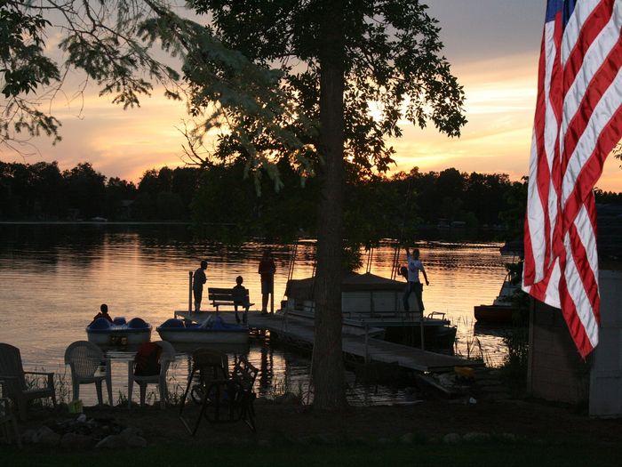 Vacationrentals411 Com Hillman Minnesota Long Lake
