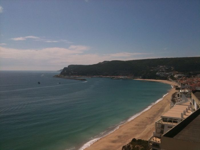 View Sesimbra studio in with Ocean view