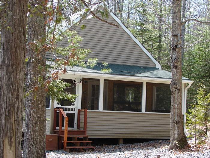 View Cozy 2 Bedroom Cabin LinconvilleCamden
