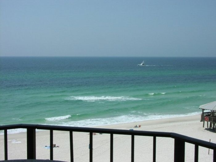 View Sunbird 1 bedroom 1 bath Gulf