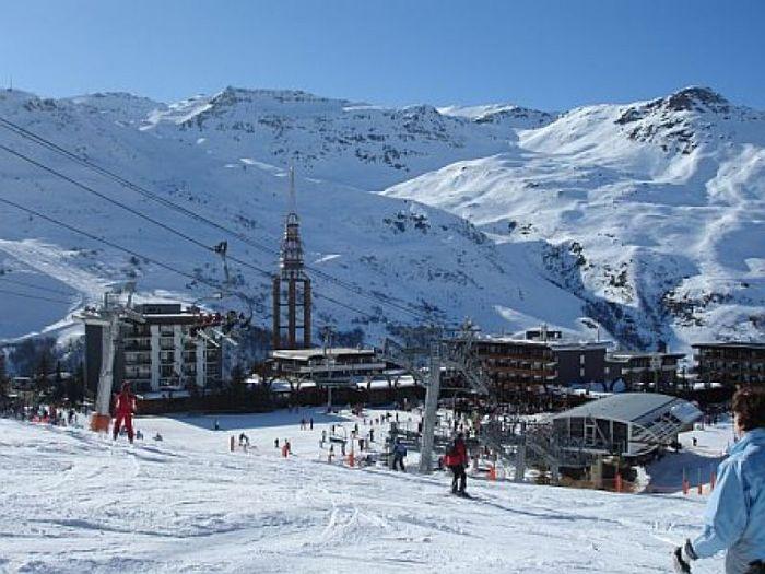 View Ski Holiday Apartment Les Menuires