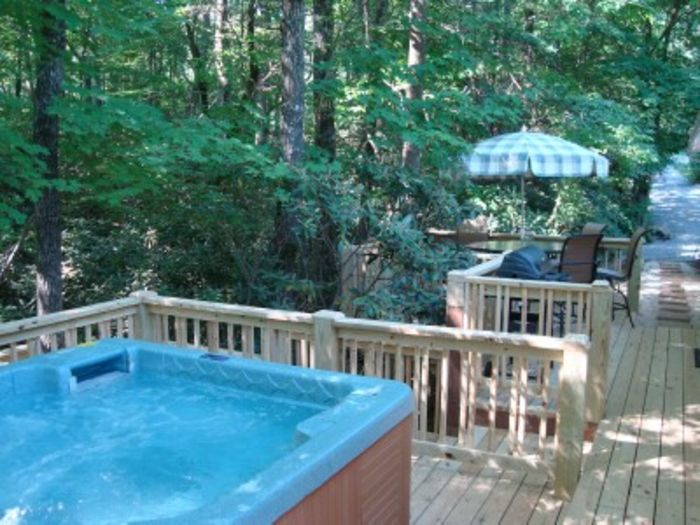 View Twin Creek HotTub King Kid