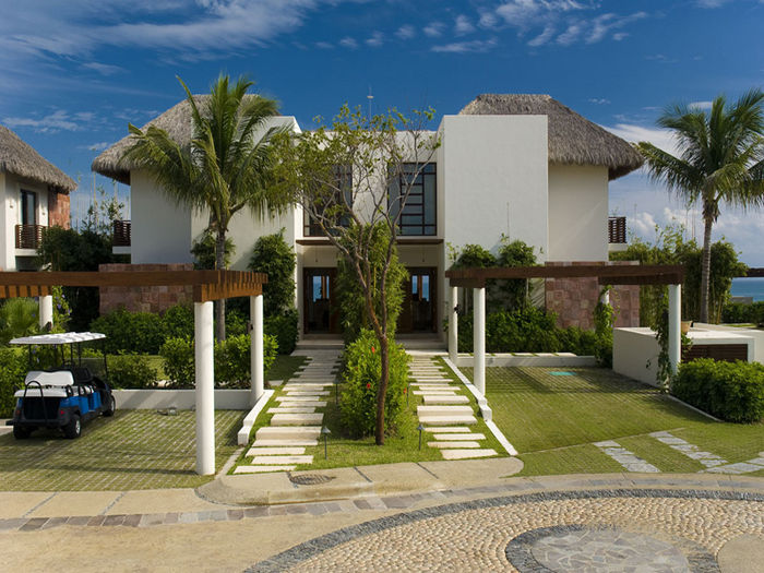 View Luxury Ocean View Villa in Gated