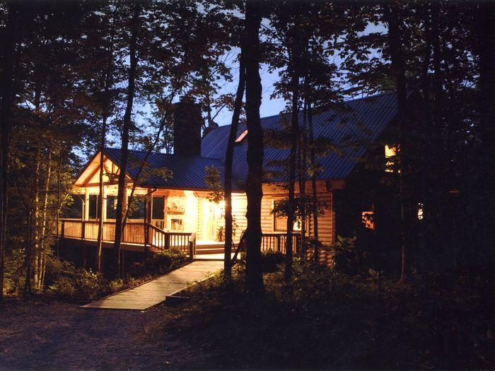 View Hemlock Bluff Cabin