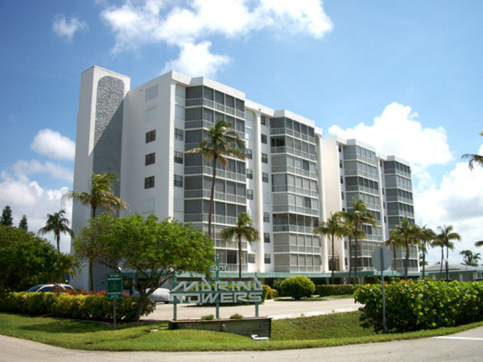 View Marina Towers Gulfview Condo