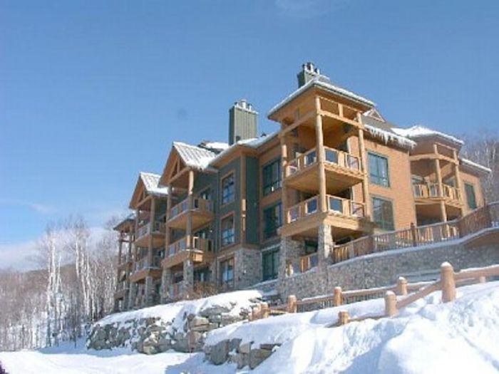 View Luxury condo in MontTremblant