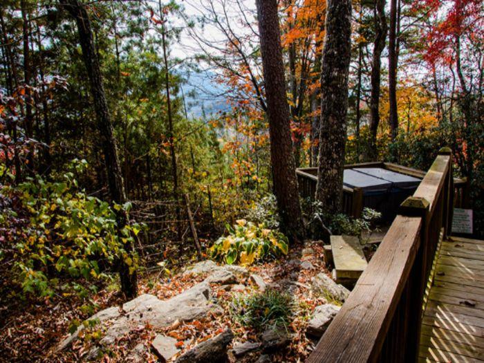 View Rocky Ridge at Deep Creek  Romantic