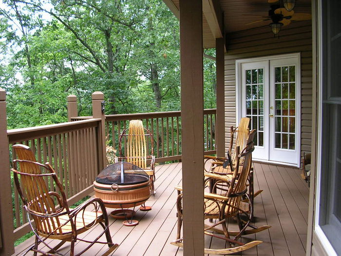 View Mountain Cabin in Georgia Wine