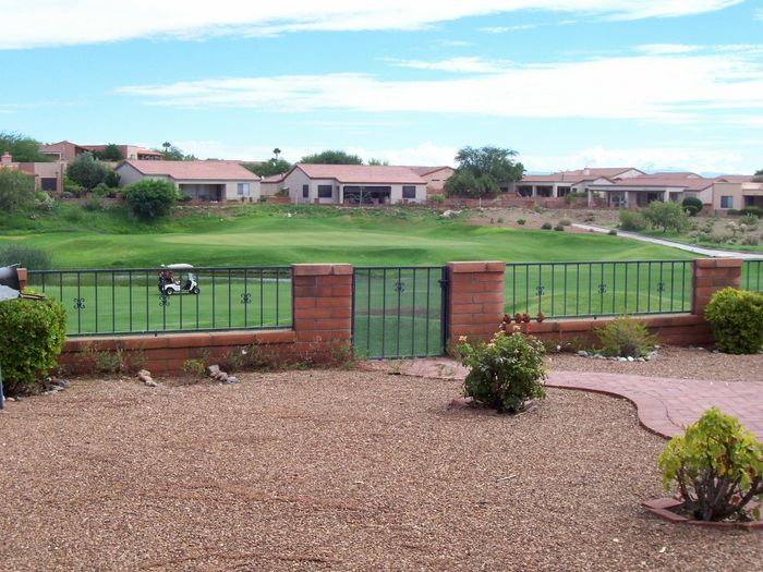 View San Ignacio Golf Course Home