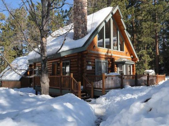 Big bear lake california get 25 Big bear lakefront cabins for rent
