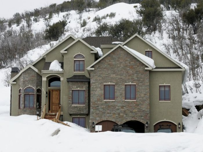 View Luxurious Private Ski Home in