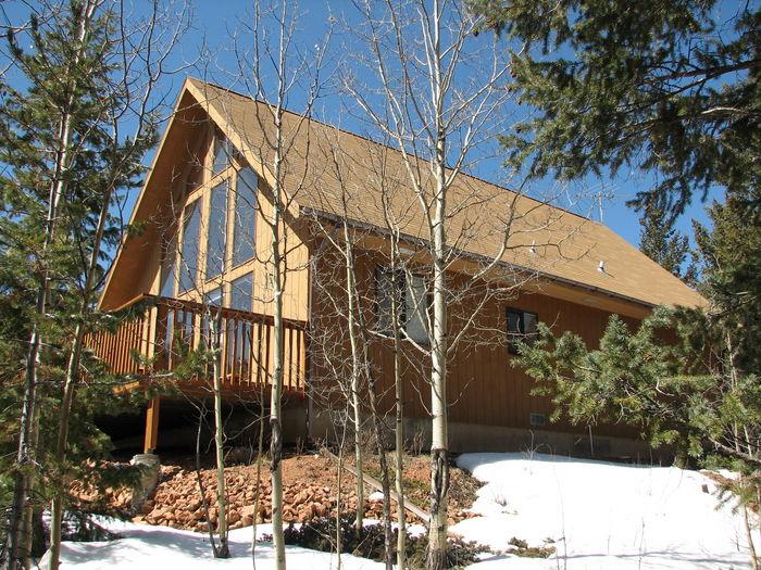 View Colorado Vacation Cabin