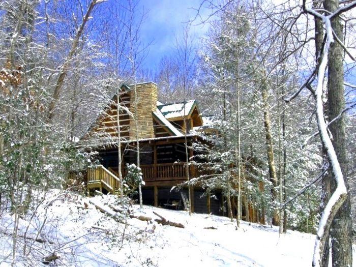 View Sassafras Lodge