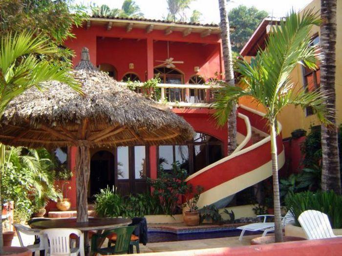 View San Pancho Beach Villa
