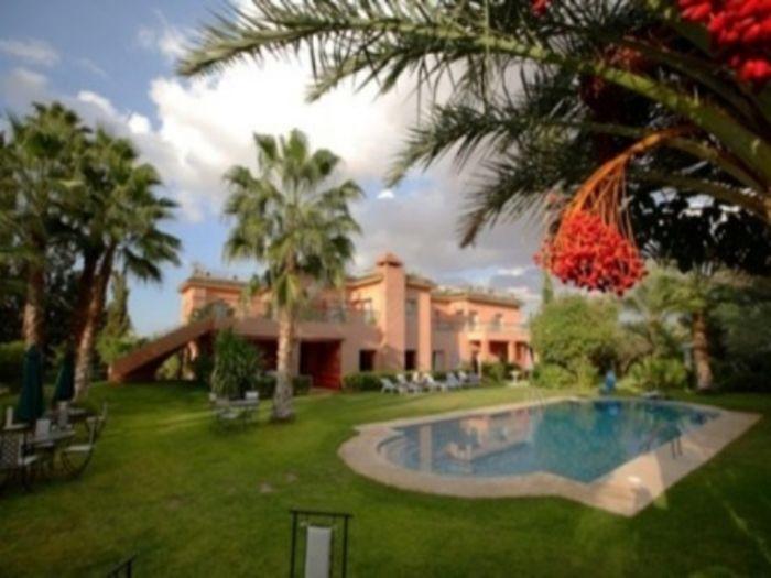 View Villa des Trois Golfs