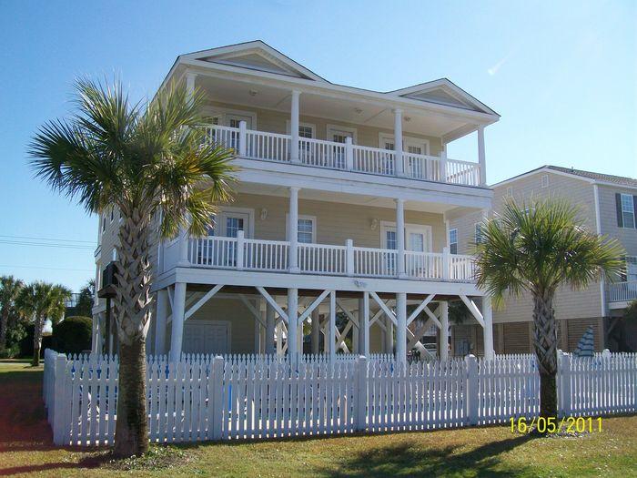 Garden City Beach South Carolina Crown Paradise