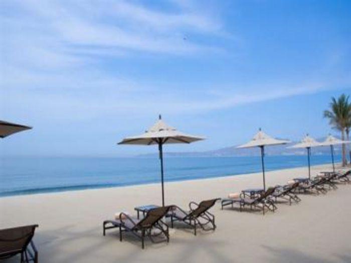 View Luxury Beachfront 2 BR Villa
