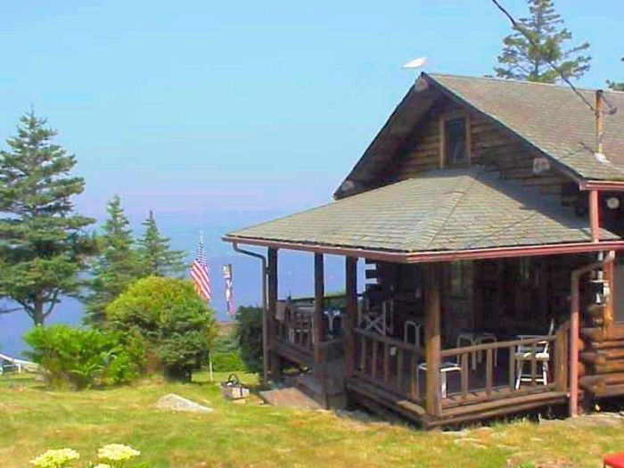 View Log Cabin on Johns Bay 28