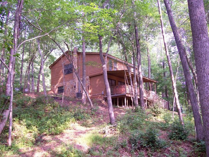 View Deer Creek Cabin  HotTub Pet