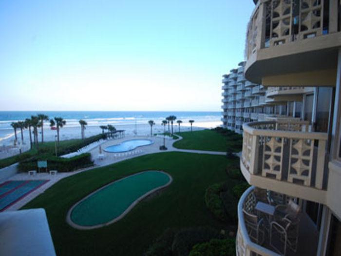 View Golden Arms 302 2BR2BA Oceanview