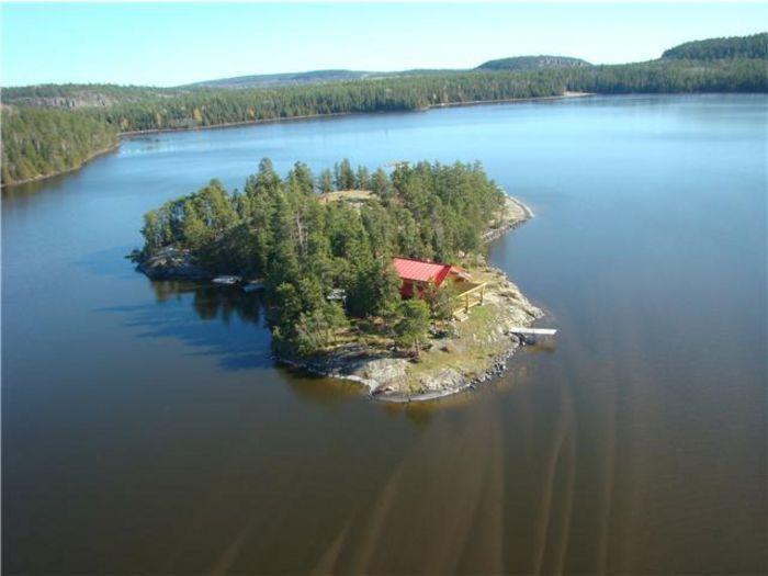 View Weekes Island