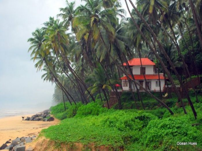 View Ocean Hues Beach House KannurKerala