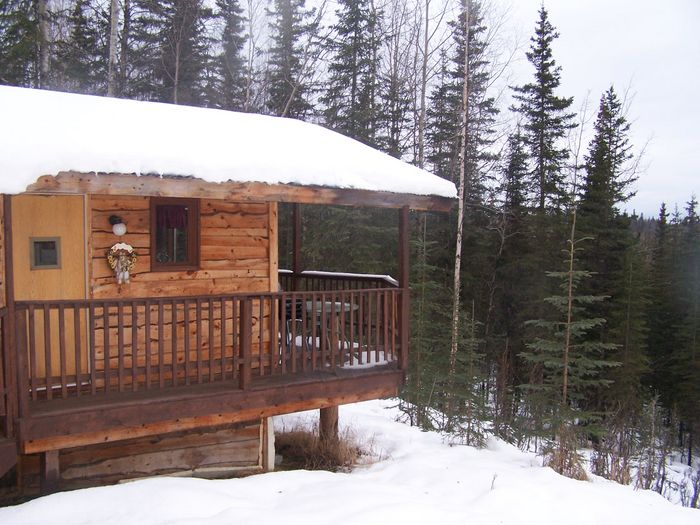 View Alaskan Bear Wallow Cabins