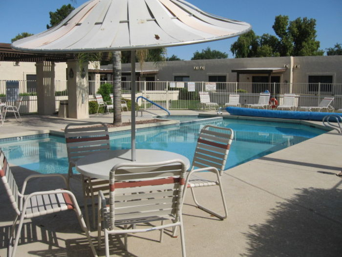 View Furnished Patio Home In Golf Course