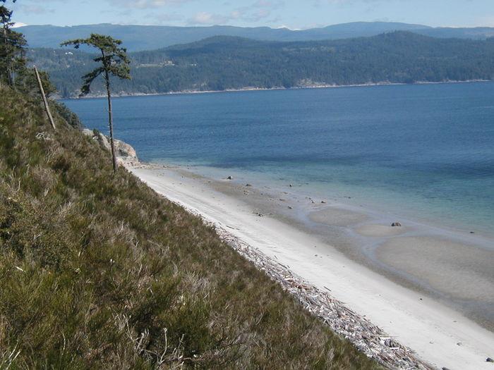 View Savary Island Paradise