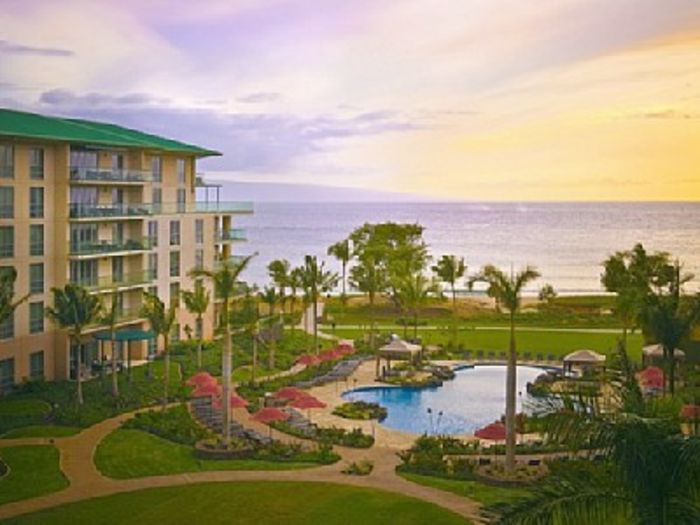 View Brand New Oceanfront Resort  Honua